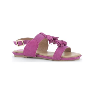 Hush Puppies GANDY SANDALES EN CUIR FUCHSIA Chaussure France_v1506