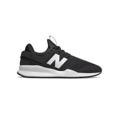 New Balance MS247 D BASKETS BASSES NOIR Chaussure France_v8673