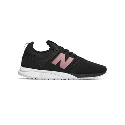 New Balance WRL247 B LOW SNEAKERS SCHWARZ