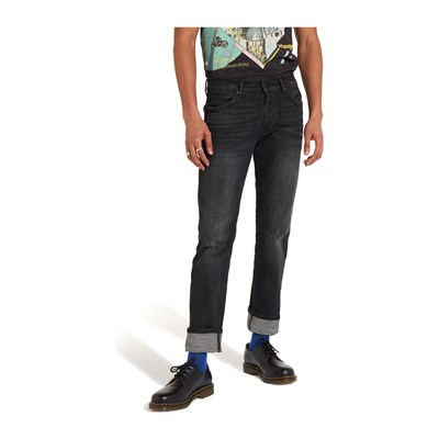 Wrangler SPENCER JEANS DRITTO NERO