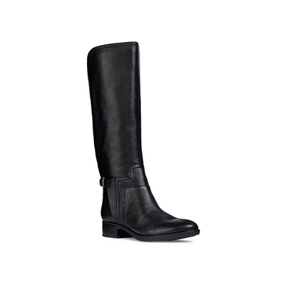 Geox FELICITY BOTTES NOIR Chaussure France_v11904