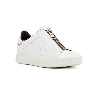 Geox JAYSEN LOW SNEAKERS WEIß