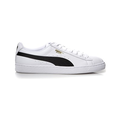Puma BASKETS EN CUIR BLANC Chaussure France_v8999