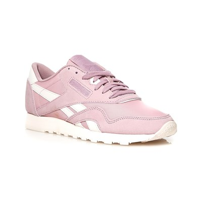 Reebok Classics CL LOW SNEAKERS LILA