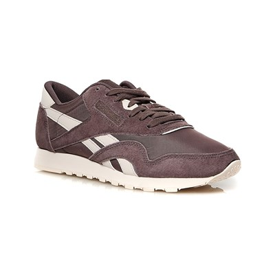Reebok Classics CL NYLON LOW SNEAKERS GRAU