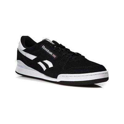 PHASE 1 PRO LOW SNEAKERS SCHWARZ