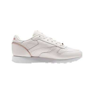 Reebok Classics CL LTHR HW BASKETS RUNNING ROSE