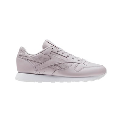 Reebok Classics CLASSIC LEATHER LOW SNEAKERS LAVENDELFARBEN