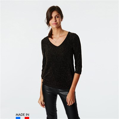 BrandAlley La Collection ARIEL TOP NERO