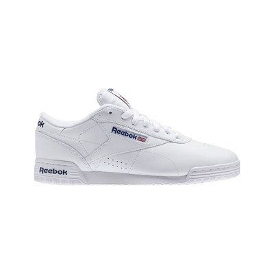 EXOFIT LO CLEAN LOW SNEAKERS WEIß