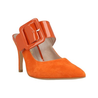 Roberto Botella LEDER-MULES ORANGE