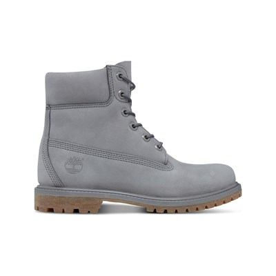 Timberland 6 INCH PREMIUM BOOTS EN CUIR GRIS Chaussure France_v16323