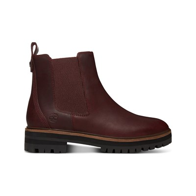 Timberland LONDON SQ CHELSEA BOOTS MARRON