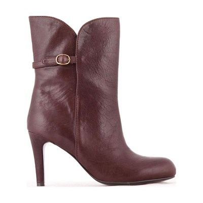 Kesslord NOVA BOOTS, BOTTINES EN CUIR MARRON Chaussure France_v15168