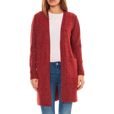 Best Mountain CARDIGAN ROSSO