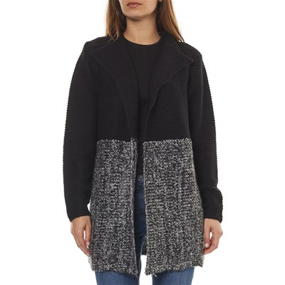 Best Mountain CARDIGAN NERO
