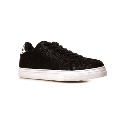 Vero Moda LOW SNEAKERS SCHWARZ