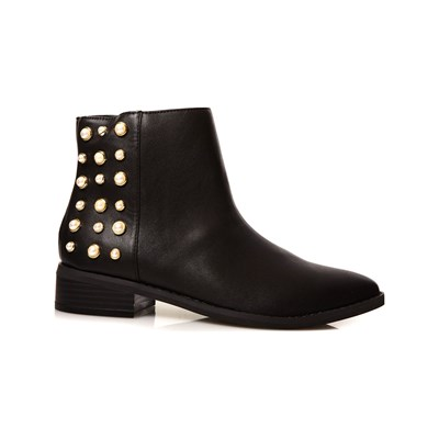 Vero Moda BOTTINES NOIR Chaussure France_v1508