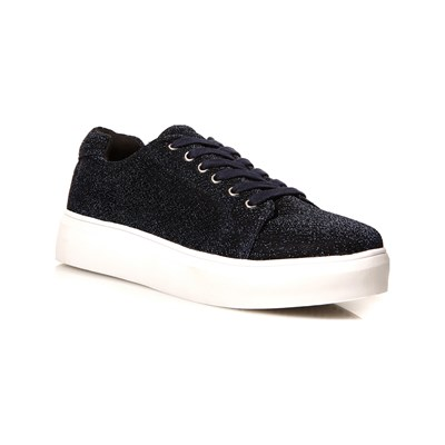 Pieces LOW SNEAKERS HIMMELBLAU