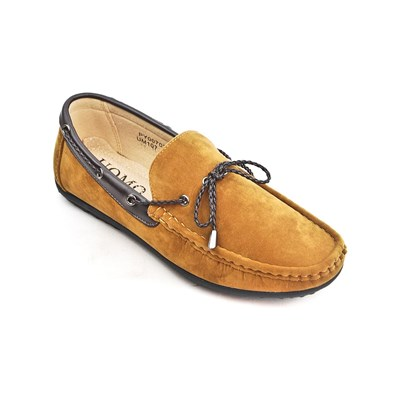Uomo MOCASSINS CAMEL Chaussure France_v2589