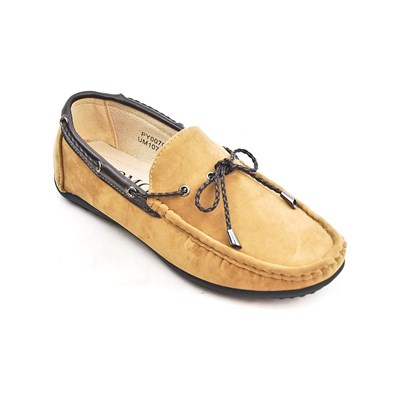 Uomo MOCASSINS BEIGE Chaussure France_v2588