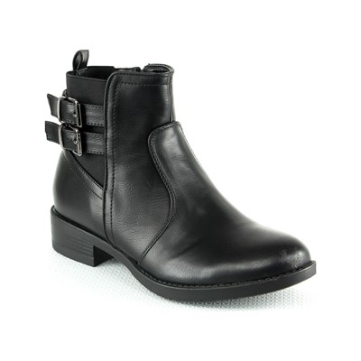Poti Pati BOOTS NOIR Chaussure France_v3262