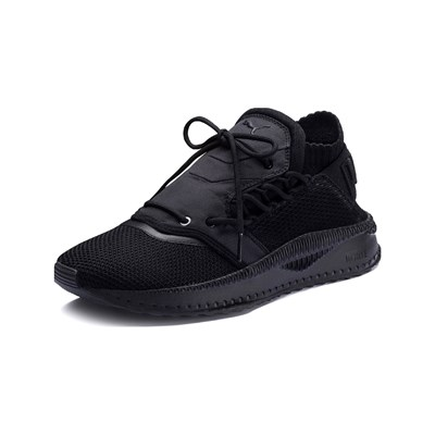 Puma TSUGI SHINSEI LOW SNEAKERS SCHWARZ