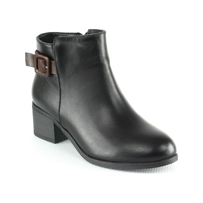 R and Be BOTTINES NOIR