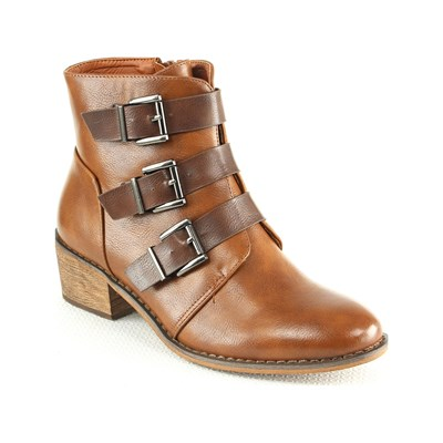R and Be BOTTINES CAMEL Chaussure France_v4162