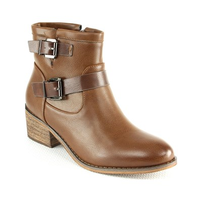 R and Be BOTTINES CAMEL Chaussure France_v4161