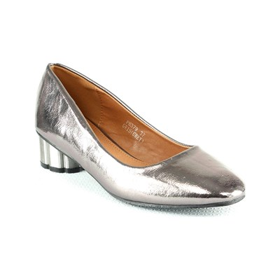 R and Be BALLERINES GRIS Chaussure France_v1771