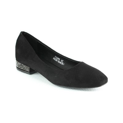 R and Be BALLERINES NOIR