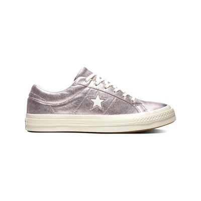 Chaussures Femme | Converse ONE STAR BASKETS BASSES ROSE