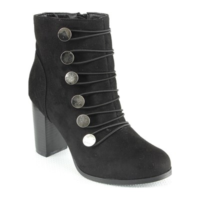Suredelle BOTTINES NOIR