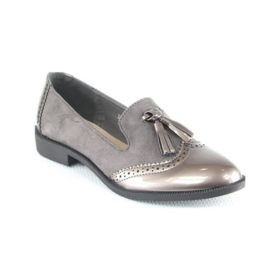 Suredelle DERBIES GRIS