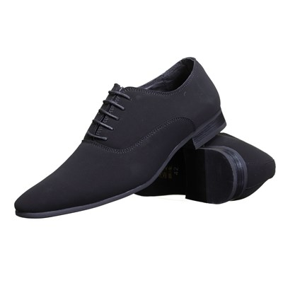 Galax GH DERBIES NOIR Chaussure France_v3501
