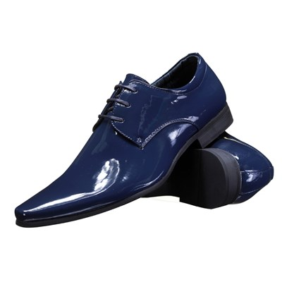 Goor 6828-1 DERBIES BLEU