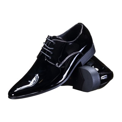 Galax GH DERBIES NOIR Chaussure France_v3500