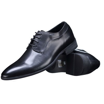 Galax GH DERBIES NOIR Chaussure France_v3502