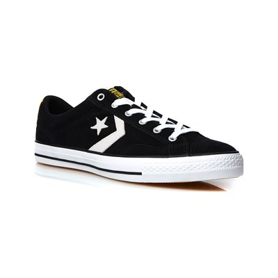 Converse STAR PLAYER LOW SNEAKERS SCHWARZ