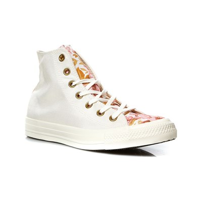 Chaussures Femme | Converse CHUCK TAYLOR ALL STAR BASKETS MONTANTES BLANC