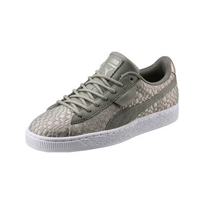 Puma BASKETS RUNNING VERT Chaussure France_v6691