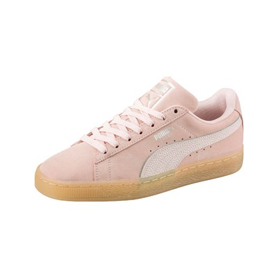 Puma BUBBLE LEDERSNEAKERS ROSA