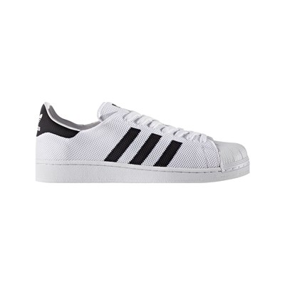 adidas Originals SUPERSTAR LOW SNEAKERS WEIß