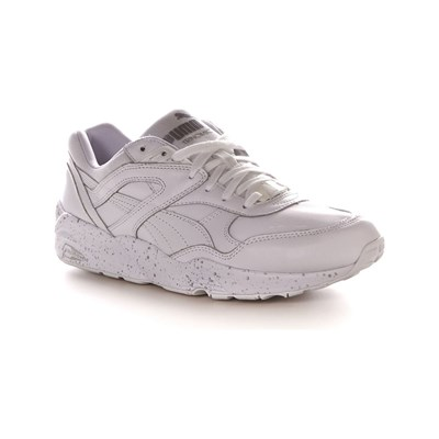 Puma R698 SPECKLE LOW SNEAKERS WEIß