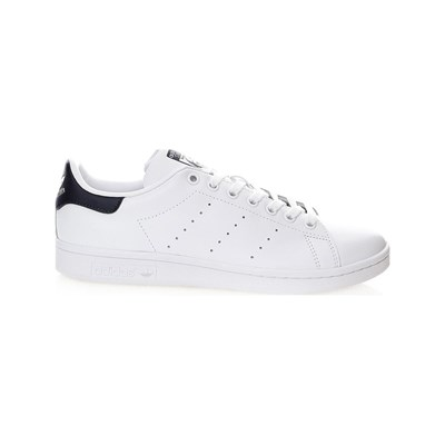 adidas Originals STAN SMITH SNACKERS IN PELLE BIMATERIALE BIANCO