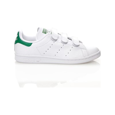 adidas Originals STAN SMITH CF LEDERSNEAKERS WEIß