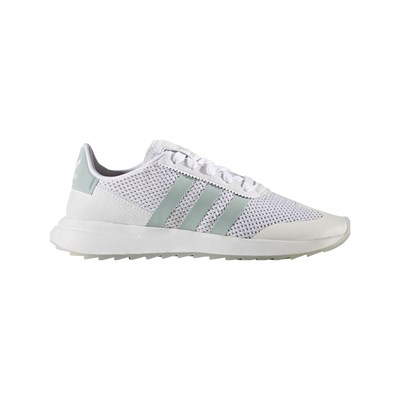 adidas Originals FLB BASKETS BASSES BLANC