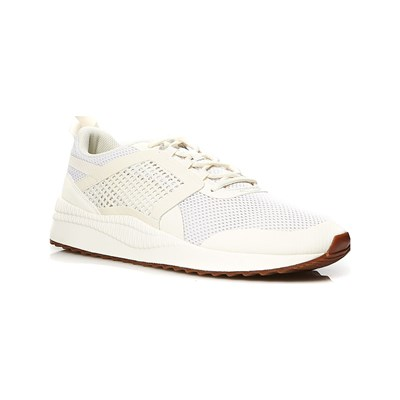 Puma PACER NEXT LOW SNEAKERS WEIß