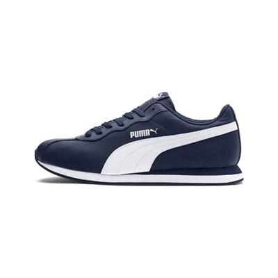 Puma TURIN II NL BASKETS BASSES BLEU Chaussure France_v6158